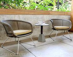 4L LOUNGER - Cafe Culture + Insitu