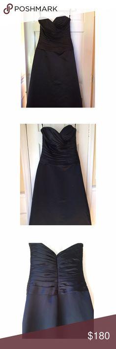 Bill Levkoff Black Gown Brand new never worn Bill Levkoff Dresses