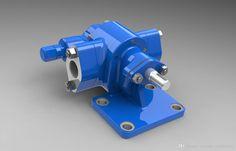 KCB33.3 33.3LPM rotary gear pump