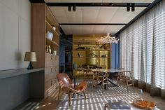 Ngân hàng ANZ đặc biệt quan tâm đến vật liệu thiên nhiên và yếu tố văn hóa công ty trong thiết kế