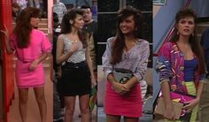 90s saved by the bell fashion - Google Search