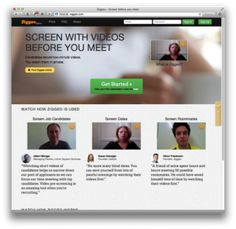 ziggeo - screen applicants via video messages Swiss Miss, Seth Godin, Get Started, Messages, Videos, Toys, Activity Toys, Clearance Toys