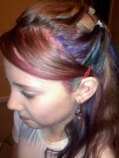 fun colors in hair