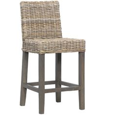 Albany counter stool by Dovetail Furniture. Hardwood frame, hand finished Slight tone variations on finish Kubu rattan with sealed finish Seat height Bar Furniture, Cheap Furniture, Kitchen Furniture, Classic Furniture, Furniture Design, Royal Furniture, Furniture Buyers, Porch Furniture, Cottage Furniture