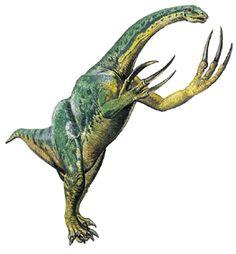 therizinosaurus    Imagen - Therizinosaurus.PNG