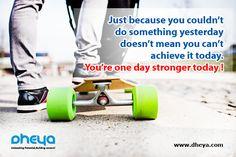 #strongertoday #gainfocus #careerhelp
