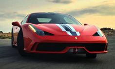 Ferrari's 458 Replacement To Be Turbocharged. Click on the pic to find out more. #carporn