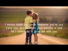 Relaxing Easy Listening Music - Grow Old with You w/ lyrics