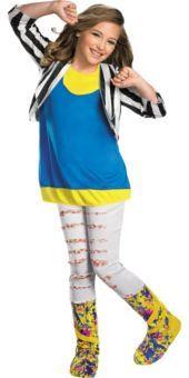 sc 1 st  Pinterest & Big Bird Tween Costume | Big bird Halloween costumes and Costumes