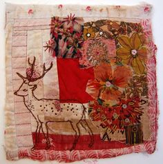 Thread and Thrift: Enchanted Forest (by Mandy Pattullo)