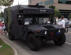 Image detail for -Hummer H1 Military Ambulet -- SWAT Unit