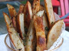 Oven French Fries.... - Angie's Pantry