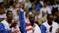 USA Basketball: America Plays The Olympics In God Mode