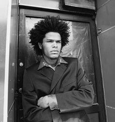 Old school R and B/Soul Singer Maxwell.