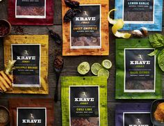 Krave Jerky >> The healthy snack is made entirely out of turkey, beef or pork and is minimally processed.  It comes in six tasty varieties all priced at $7 each including lemon garlic, sweet honey chipotle, curry gourmet, basil citrus, smoky grilled teriyaki, and chili lime. Moreover, for those who can't decide on a flavor, the company offers a monthly five choice sampler for $30, dubbed the Krave Klub.