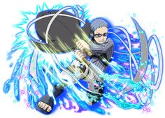 Resultado de imagen para naruto ultimate ninja blazing ilustraciones