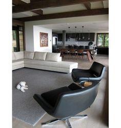 gaile guevara Modern interior black and white