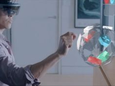Microsoft's Holographic Goggles