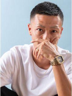Asian Men Short Hairstyle, Short Hair Cuts, Short Hair Styles, High And Tight Haircut, Hair Jewels, Boy Hairstyles, Haircuts For Men, Cut And Style, Hair Beauty