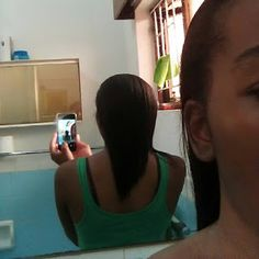 Guys my hair has reached armpit length a whole 4 months before I expected it to.I guess it did not like my threat to cut it off it w. Relaxed Hair, Armpit Length Hair, Happy Dance, 4 Months, Hair Journey, Trials, Hair Lengths, My Hair, Guys