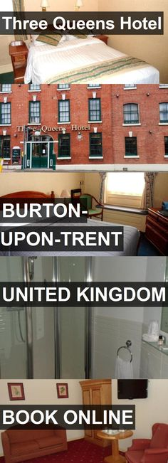 Three Queens Hotel in Burton-Upon-Trent, United Kingdom. For more information, photos, reviews and best prices please follow the link. #UnitedKingdom #Burton-Upon-Trent #travel #vacation #hotel