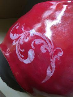 Silkscreen ceramic