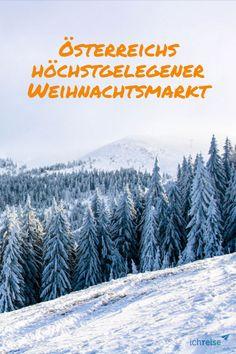 Ein sicherer Tipp den Punsch im Schnee zu genießen ist Österreichs höchstgelegener Weihnachtsmarkt auf 1700 Metern. Auch wenn es der Schnee bisher noch nicht (überall) bis in die Täler geschafft hat – verschneite Gipfel gibt es mittlerweile schon einige. Und genau zwischen solch verschneiten Gipfeln startet auf der Kärntner Petzen am Samstag, den 3. Dezember, Österreichs höchstgelegener Weihnachtsmarkt. Auf 1700 Metern kann bereits zum 7. Mal vorweihnachtliche Höhenluft geschnuppert werden. Mountains, Nature, Travel, Wanderlust, Chalets, Best Ski Resorts, Learning To Drive, Ski Trips, Ski