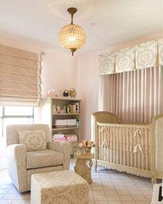 amazing nursery from www.carolecarrdesign.com