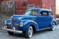 1939 Plymouth Other Road King