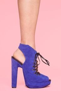 love the color.  from Nasty Gal