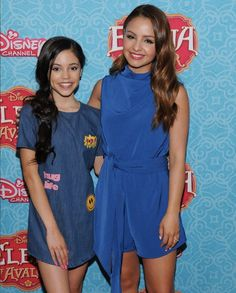 "Celeb: Jenna Ortega (Elena of Avalor / Disney's Stuck in the Middle)  Dress: Its Mes Amis // ""The BOOM POW"""