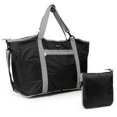 Lavievert Foldable Travel Duffle Bag Attached to Luggage Sports Gear Gym Bag for Outdoor Activities ** More info could be found at the image url.