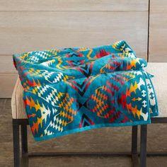 DORADO TURQUOISE BEACH TOWEL