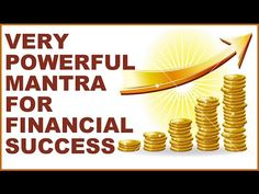 MANTRA FOR FINANCIAL SUCCESS : SU-SHA-HUM-BRAM : VERY POWERFUL - DhyaanGuru