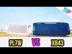 LG XBOOM GO PL7W vs Sony SRS-XB43 Extreme Bass Test Bluetooth Speakers, Bass, Sony, Lowes, Double Bass