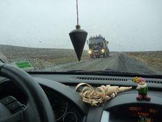 Reisetagebuch 4: Salzstreuen im Mai - normal in Island