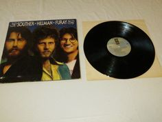 The Souther Hillman Furay Band SHF Asylum Records 7E-1006  record vinyl album*^