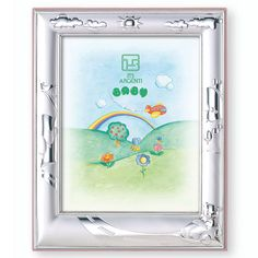 Children Silver Frame for his/her first photographs!!