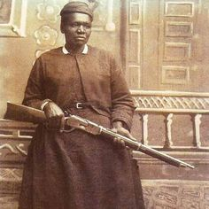 "In 1775, the United States Postal Service was established and we're highlighting Mary Fields (A.K.A. ""Stagecoach Mary""). Fields was the first African-American woman mail carrier in the United States! She was the second American woman to work for USPS. Born a slave in Tennessee, Fields migrated west shortly after the Civil War. She was hired as a mail carrier in Montana in 1895. 