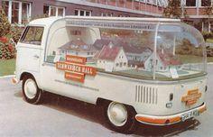 Bubble vw bus