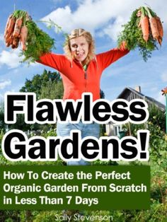 Hi Friends!My name is Sally Stevenson and I am the author of Organic Gardening 101. In this book I talk about how you can grow organic vegetables ...