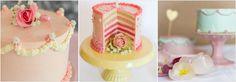 verzierte Buttercreme Torte