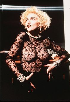 Madonna More Dick Tracy 99