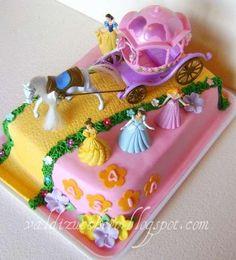 PRINCESS CAKE WOW!!!!