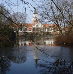 Visie en ontwerp buitenruimte landgoed Duin & Bosch te Castricum, door Vollmer & Partners