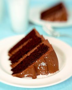 Chocolate Cake Recipes: This Sweet and Salty Cake will satisfy every chocolate lovers' appetite.