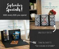 September customer special