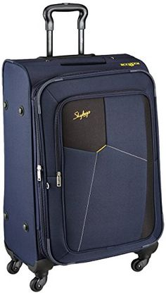 bff2552fc0a Buy  9  Skybags Footloose Rubik 58 cms Blue Softsided Carry-On (STRUW58EBLU
