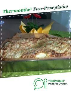 ciasto drożdżowe jest to przepis stworzony przez użytkownika elaelabet. Ten przepis na Thermomix<sup>®</sup> znajdziesz w kategorii Słodkie wypieki na www.przepisownia.pl, społeczności Thermomix<sup>®</sup>.