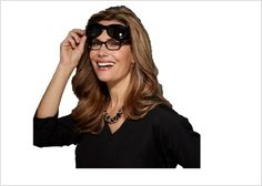 Solar Shield fits over sunglasses are stylish and very affordable. Under $25